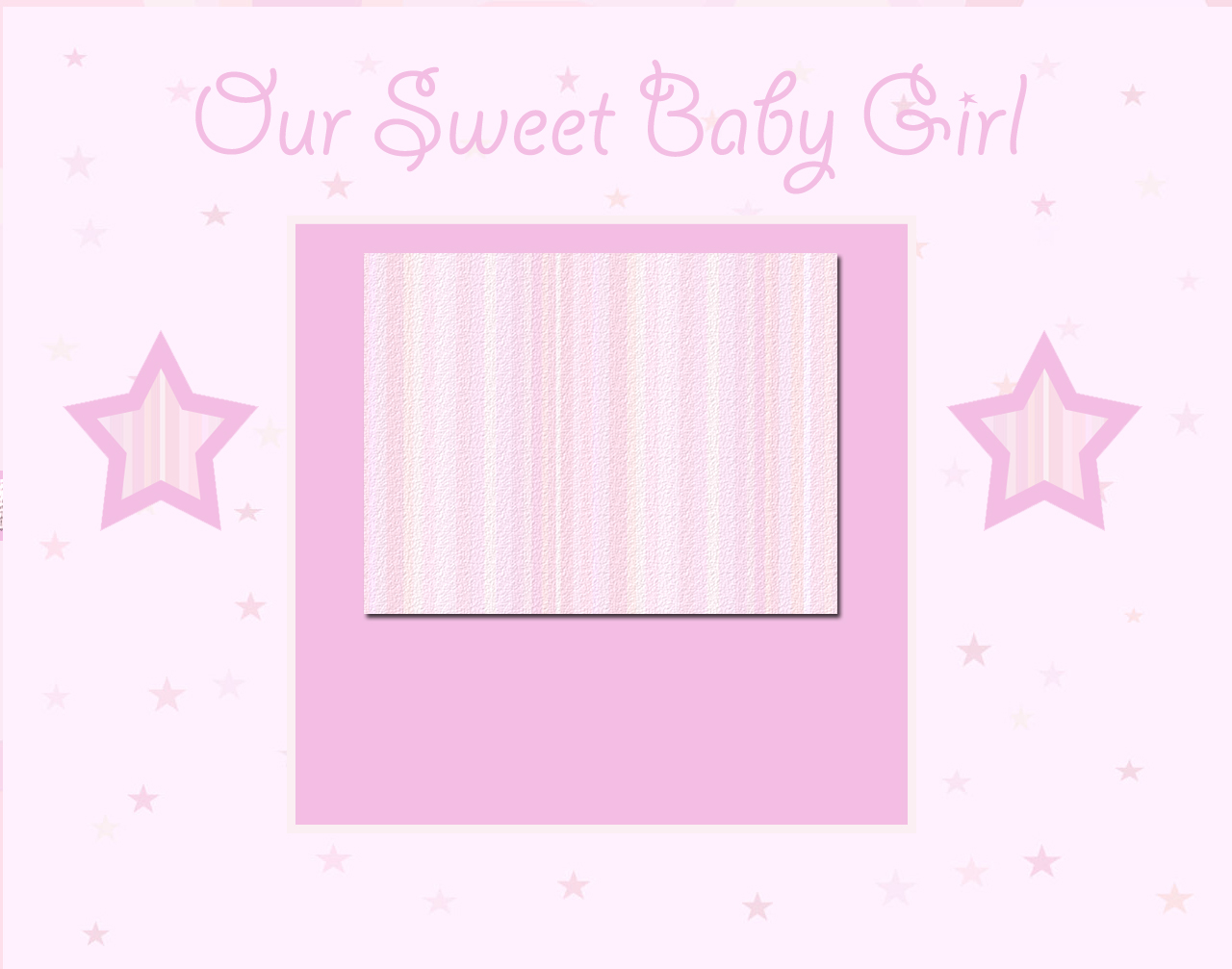 Home > rose petal pink baby set pink star custom cover
