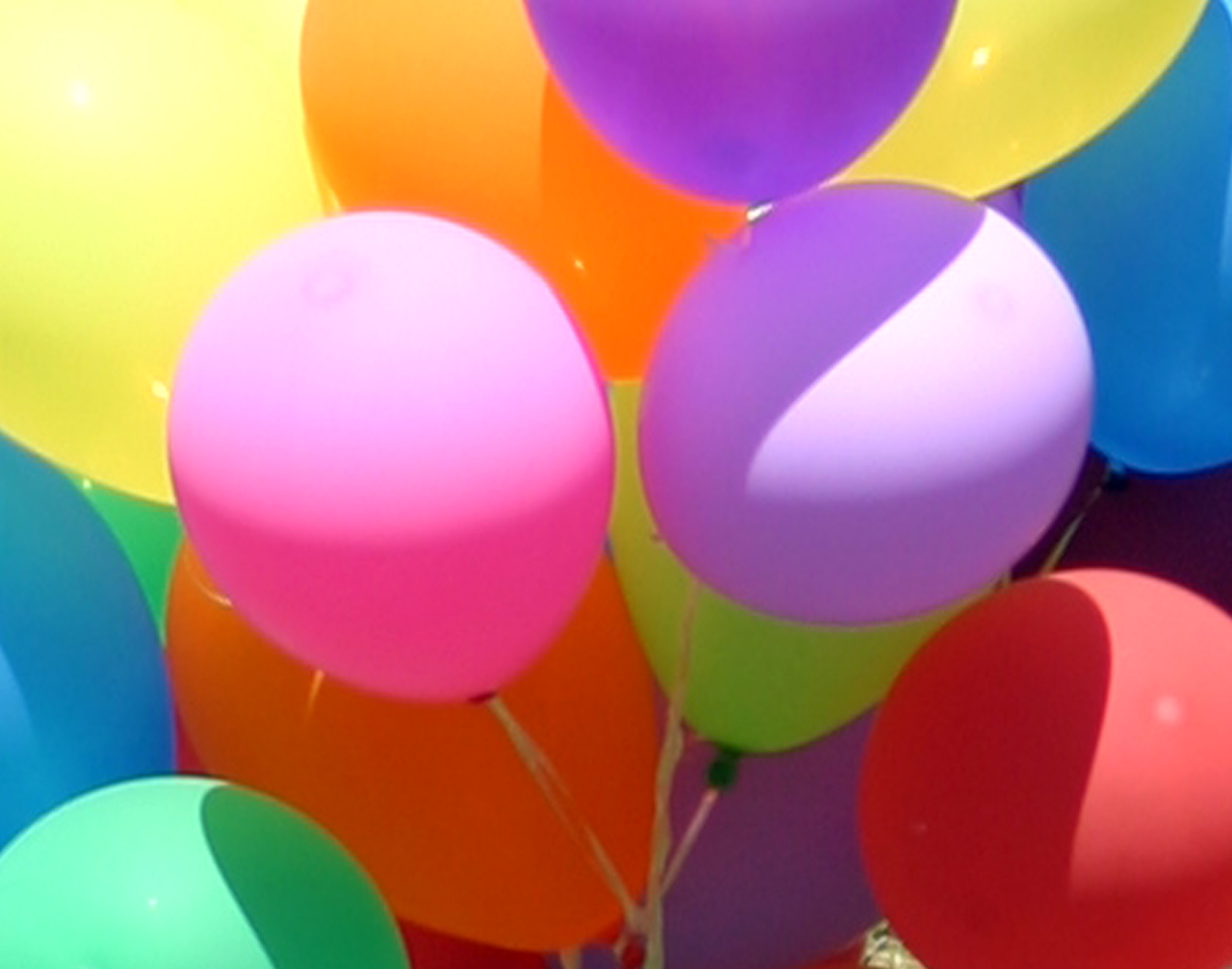 Restaurant Reservation: Picture Of Balloons