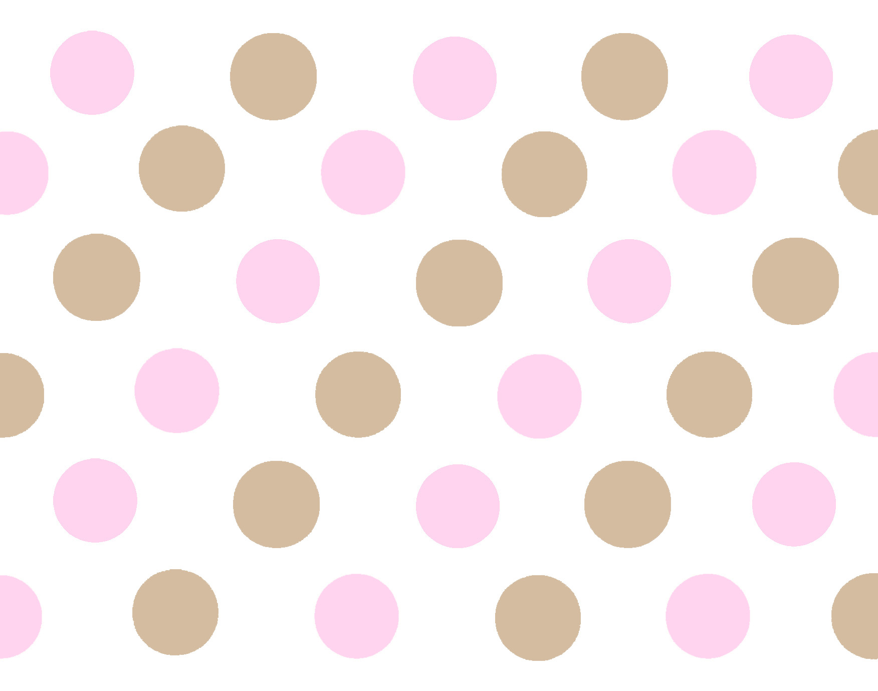 The gallery for --> Pink And Brown Polka Dots Background