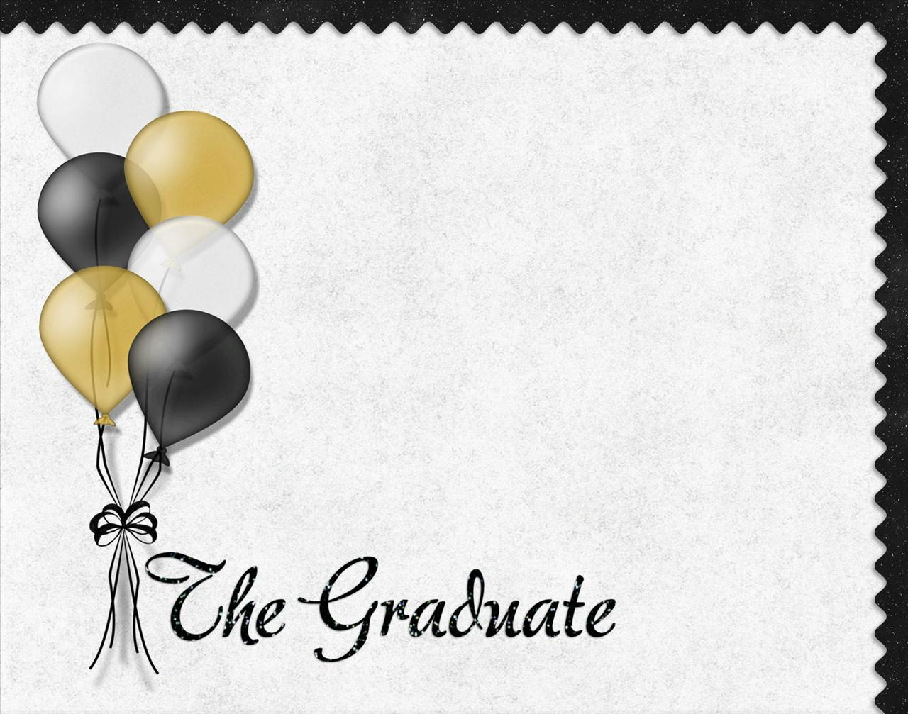 Pin Graduation Clip Art Borders on Pinterest