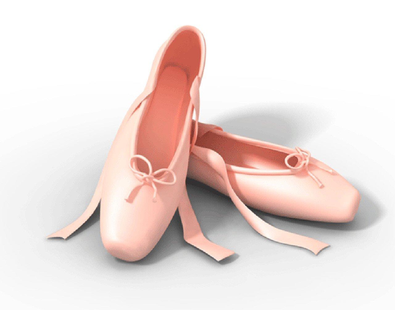 Балетные туфли 8
